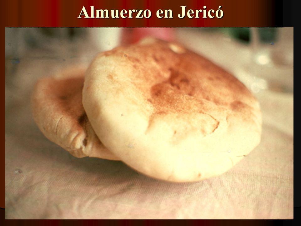 Almuerzo en Jericó