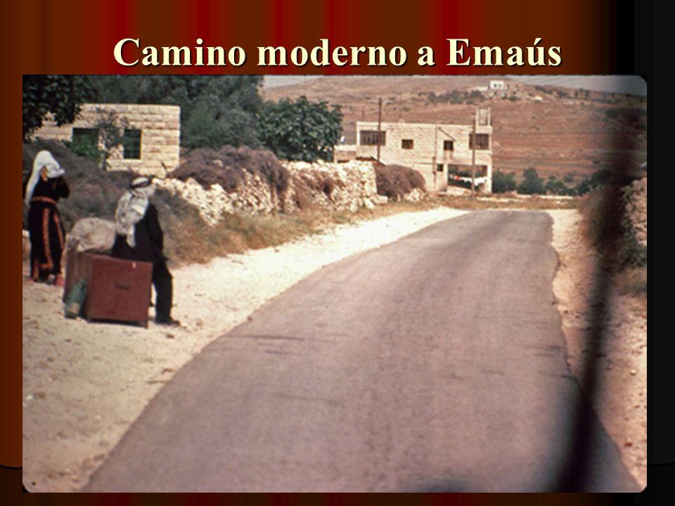 Camino moderno a Emaús