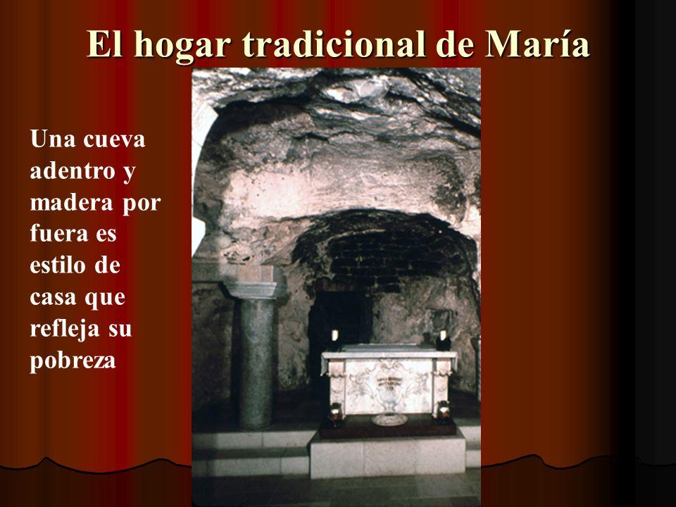 El hogar tradicional de María