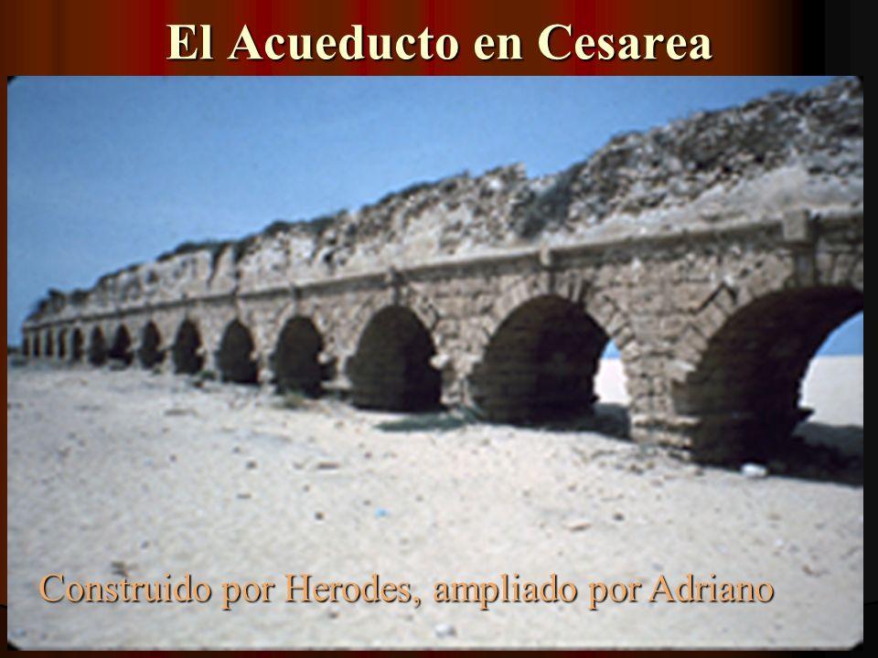 El Acueducto en Cesarea
