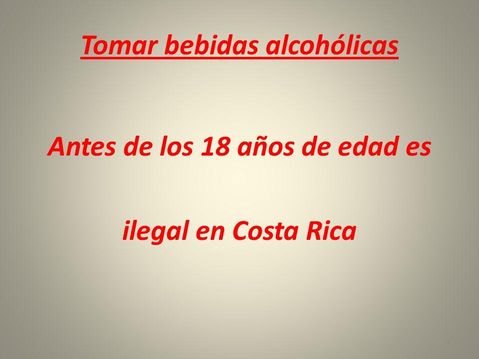 Tomar bebidas alcohólicas