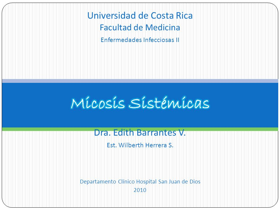 Dra. Edith Barrantes V. Est. Wilberth Herrera S.