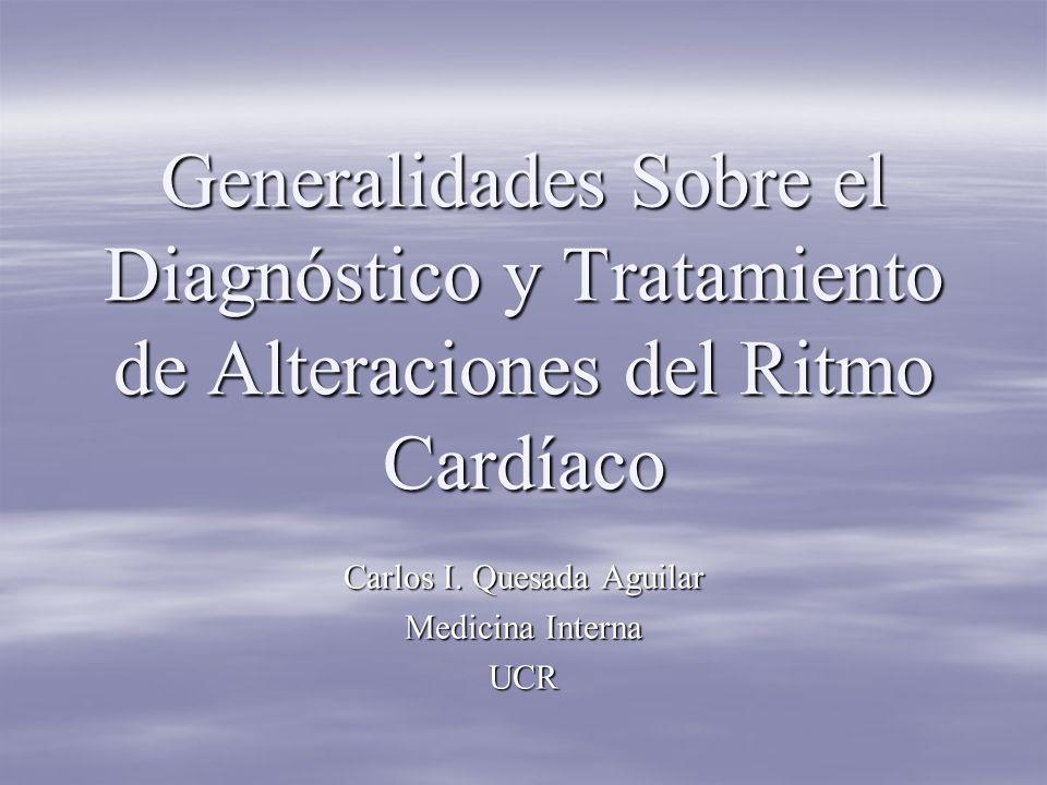 Carlos I. Quesada Aguilar Medicina Interna UCR
