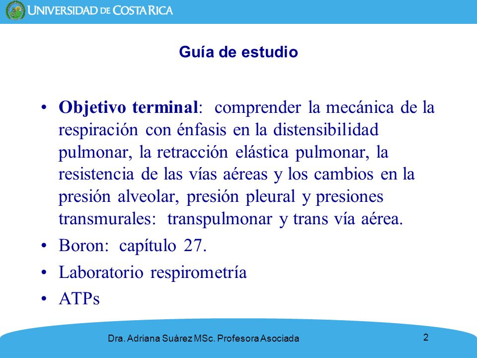 Laboratorio respirometría ATPs