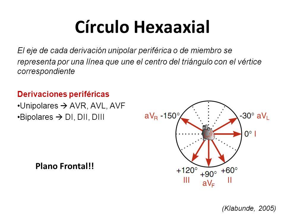 Círculo Hexaaxial Plano Frontal!!