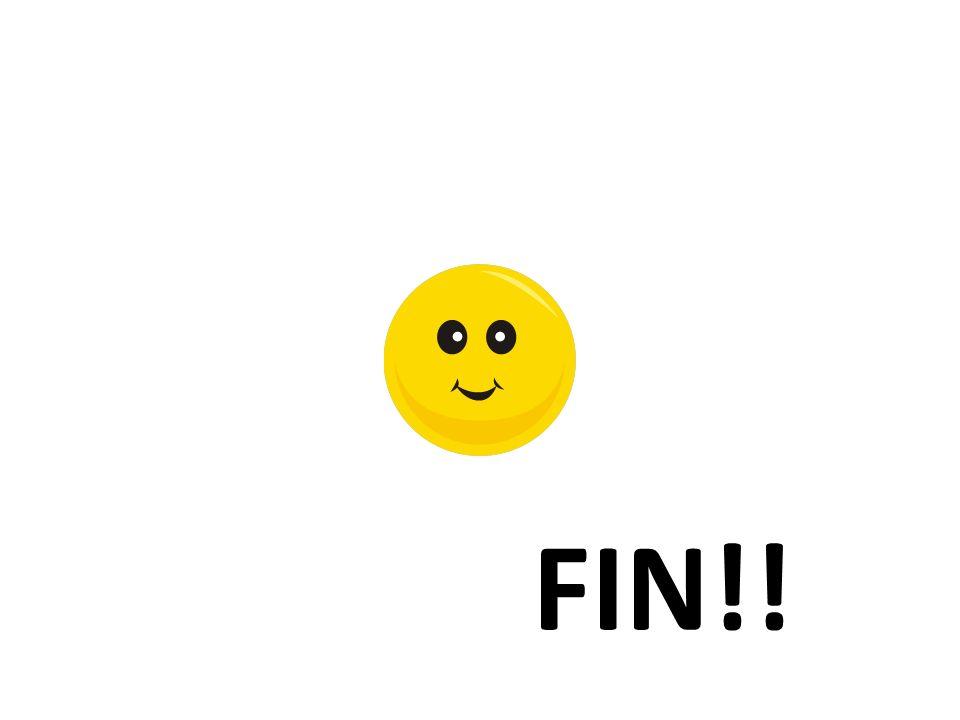 FIN!!