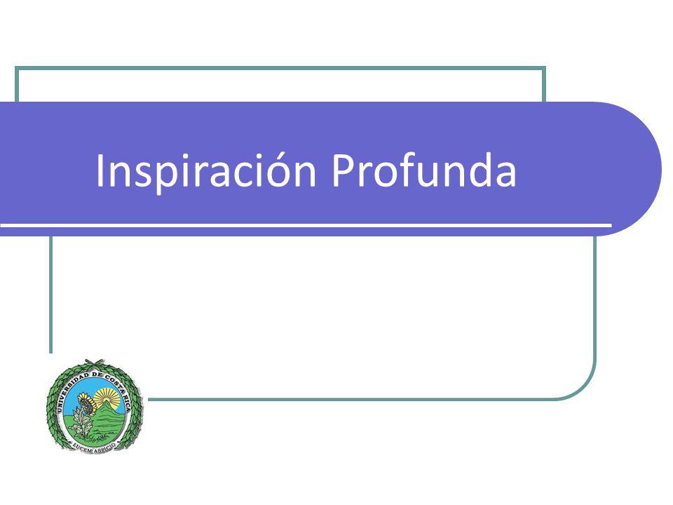 Inspiración Profunda
