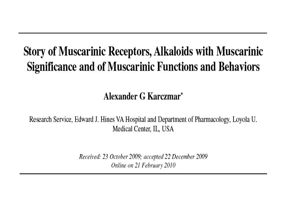 Pilocarpina actúa sobre receptores muscarínicos M3, actuando similar a la acetilcolina