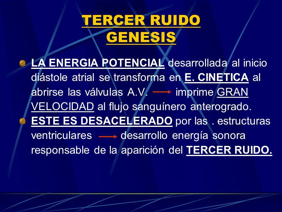 TERCER RUIDO GENESIS