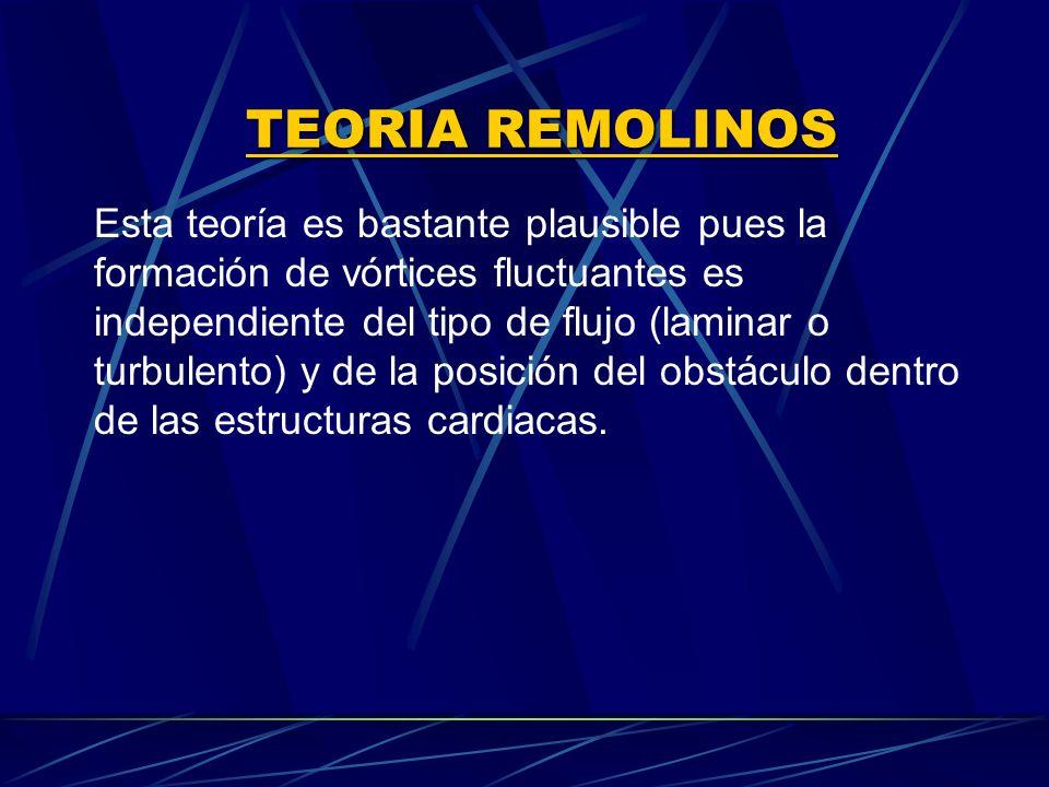 TEORIA REMOLINOS