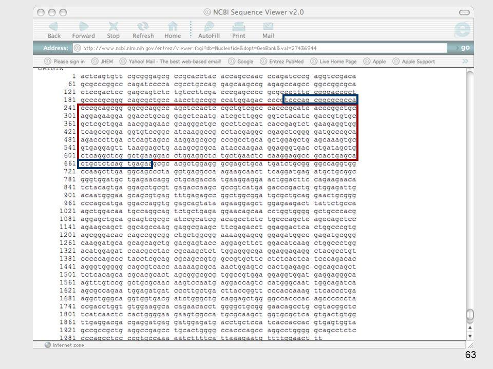 Utilidad de la PCR