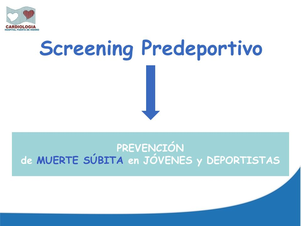 Screening Predeportivo
