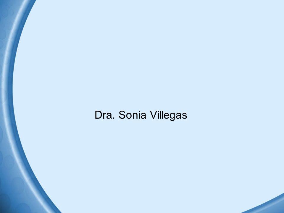 Dra. Sonia Villegas