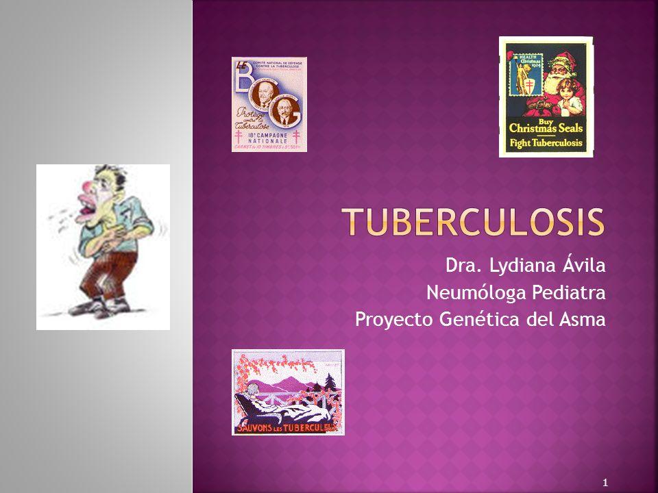 Dra. Lydiana Ávila Neumóloga Pediatra Proyecto Genética del Asma