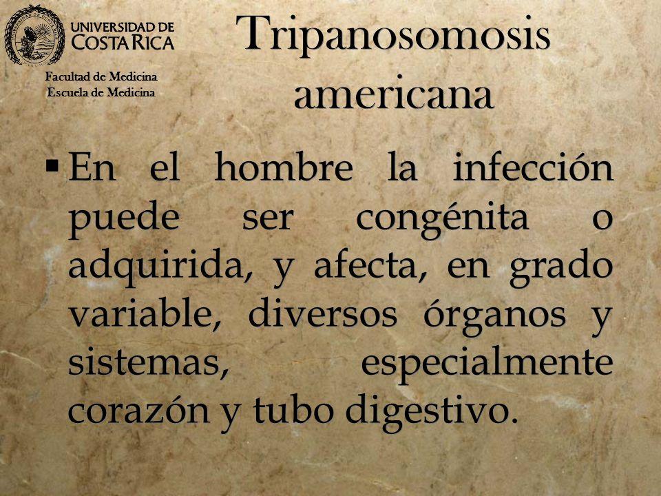 Tripanosomosis americana