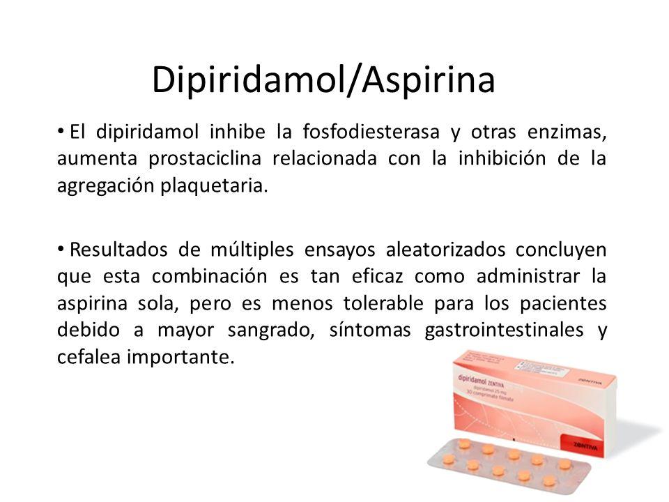 Dipiridamol/Aspirina
