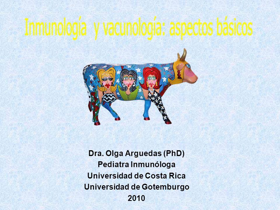 Inmunología y vacunología: aspectos básicos