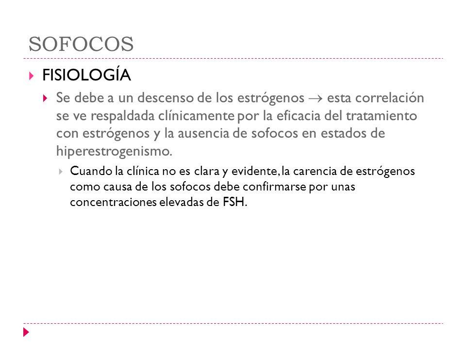 SOFOCOS FISIOLOGÍA.