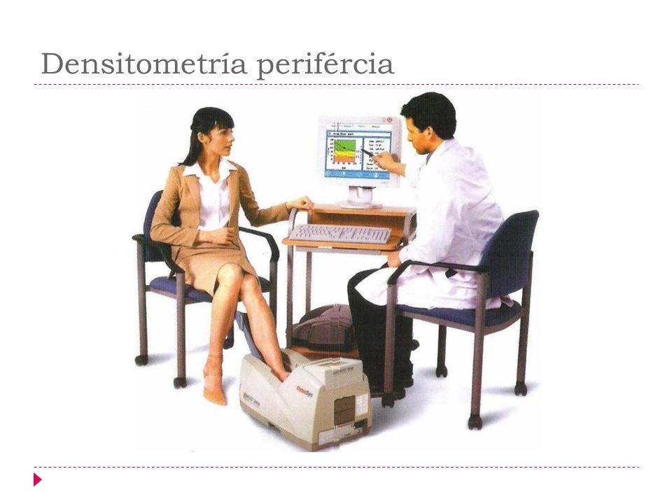 Densitometría perifércia
