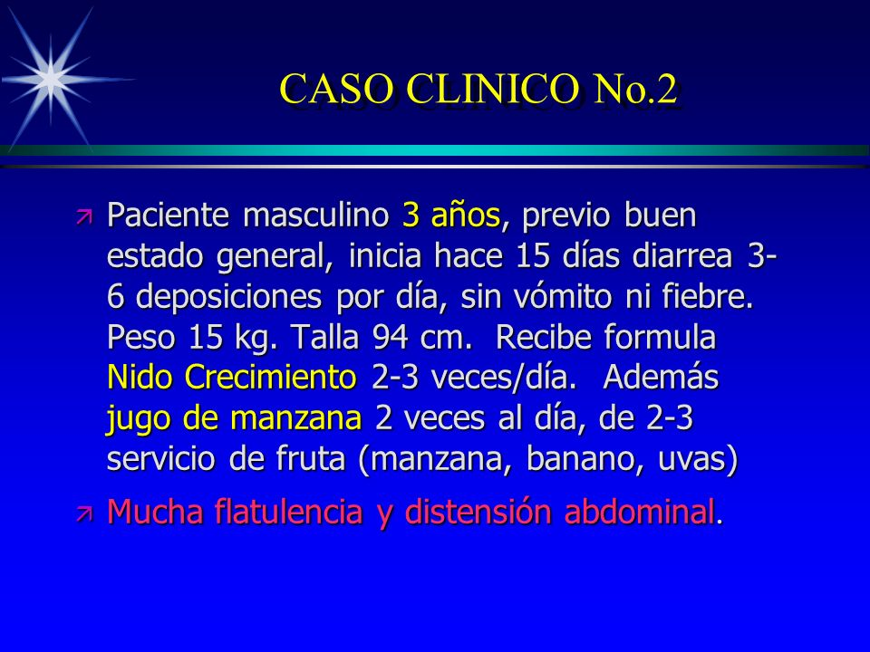 CASO CLINICO No.2