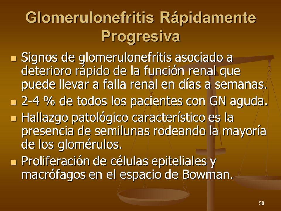 Glomerulonefritis Rápidamente Progresiva