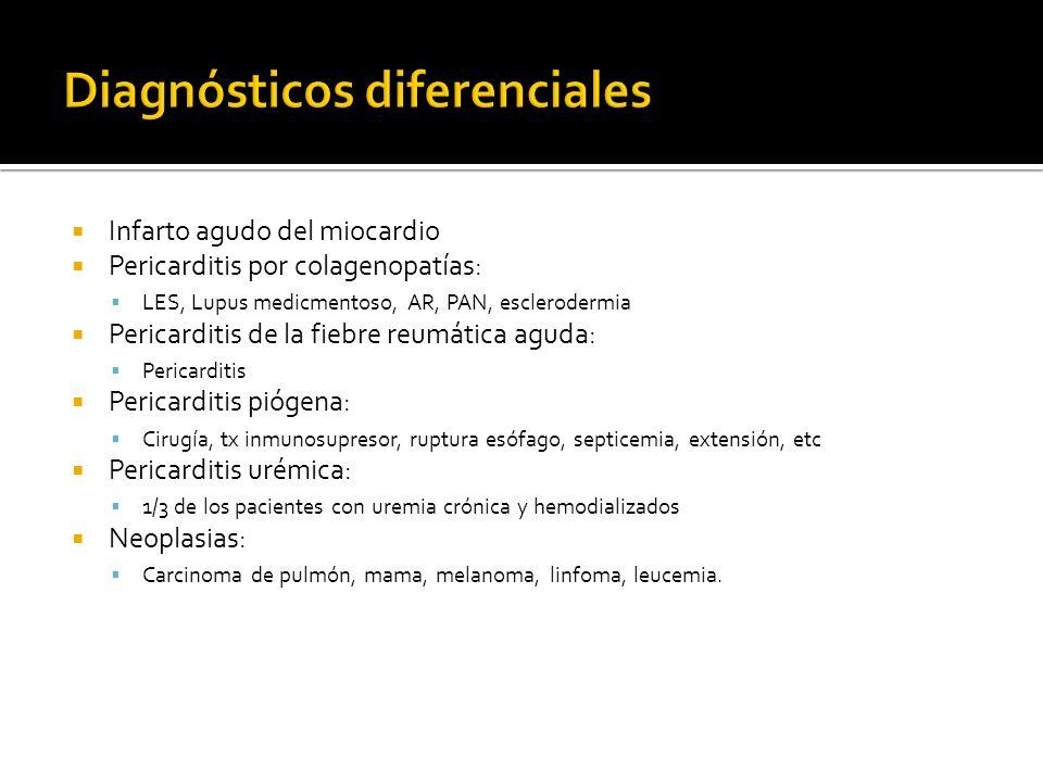 Diagnósticos diferenciales