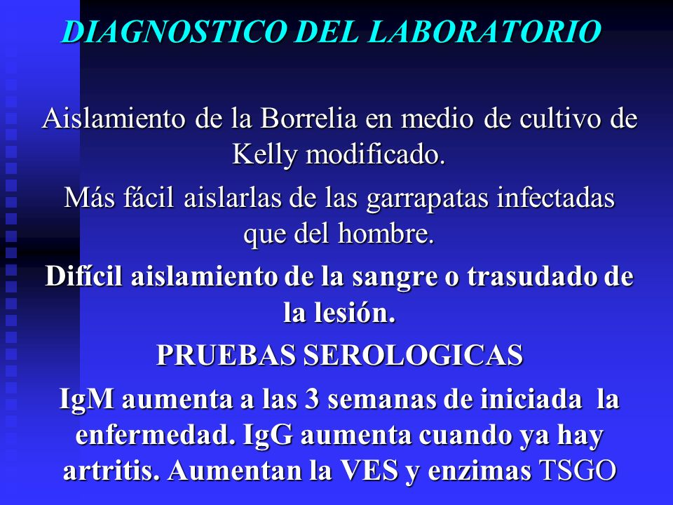 DIAGNOSTICO DEL LABORATORIO