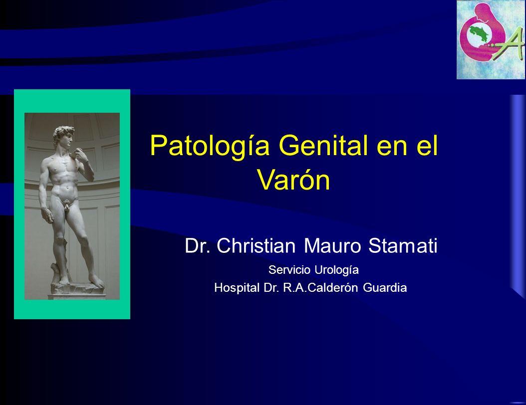 Patología Genital en el Varón