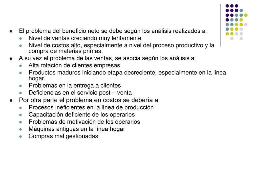 Ejercicio Caso F Brica De Muebles Junio De Ppt Descargar # Analisis Dafo Muebles
