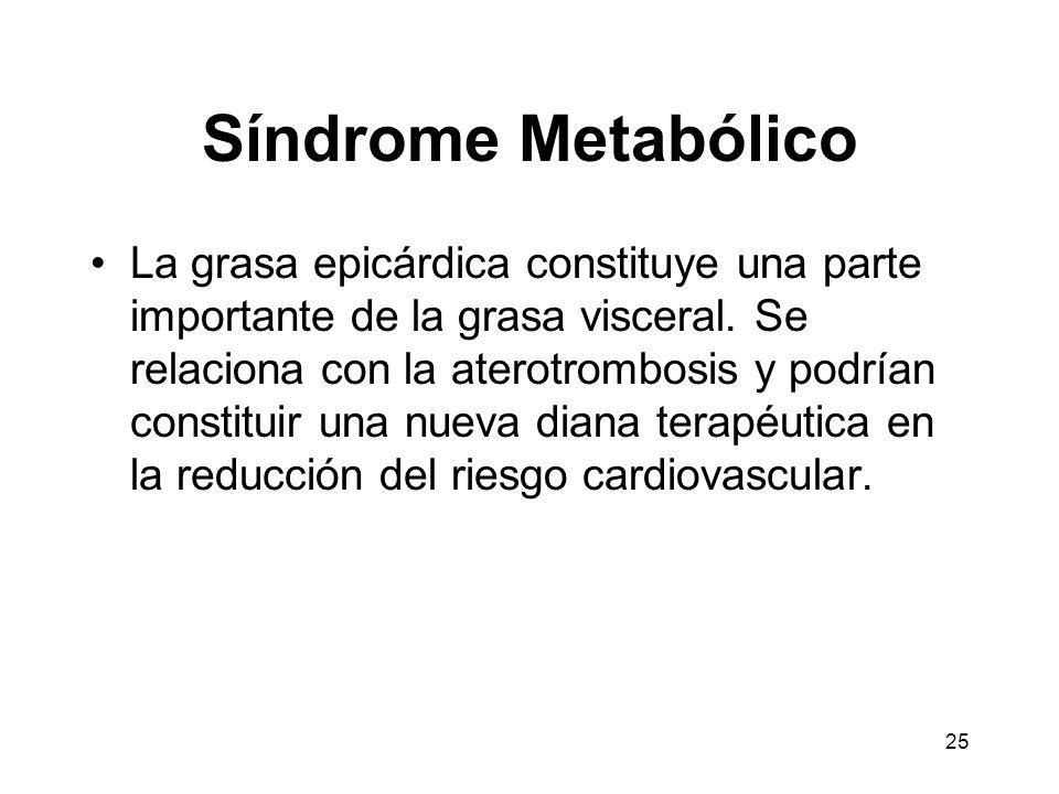 Síndrome Metabólico