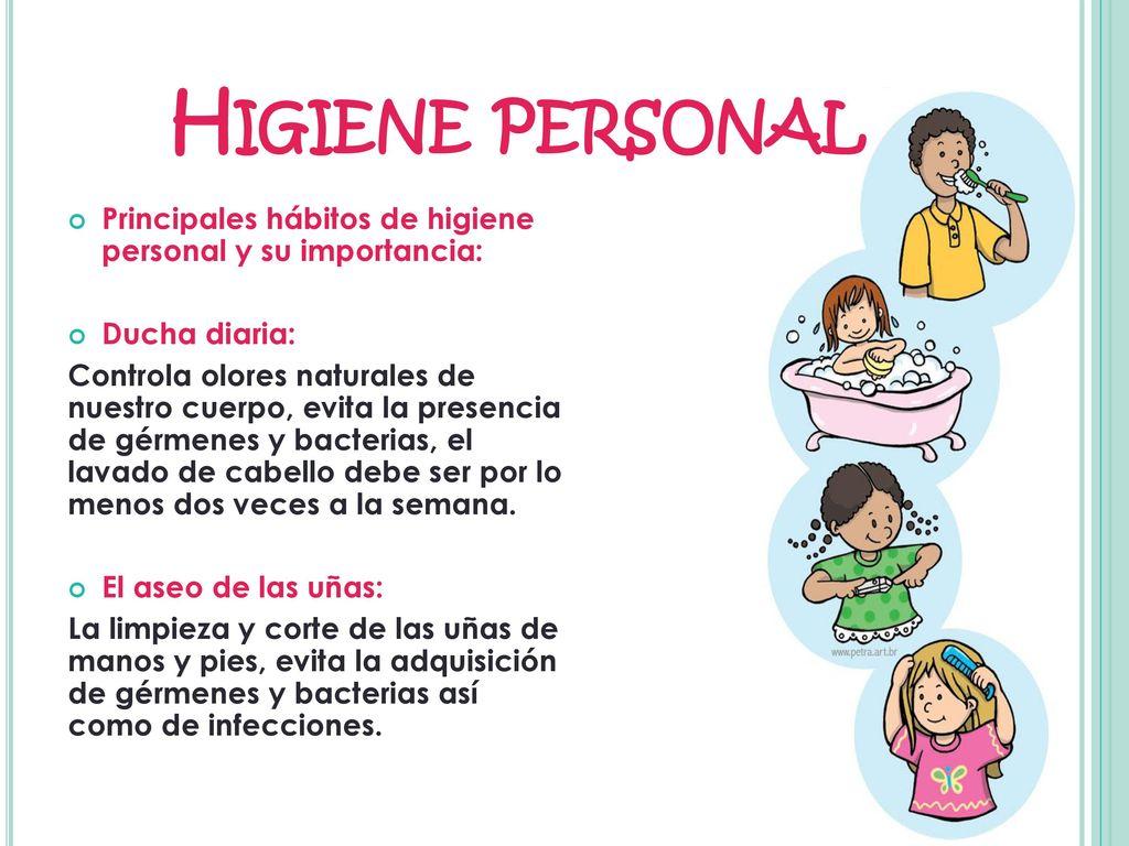 Higiene Y Alimentos.