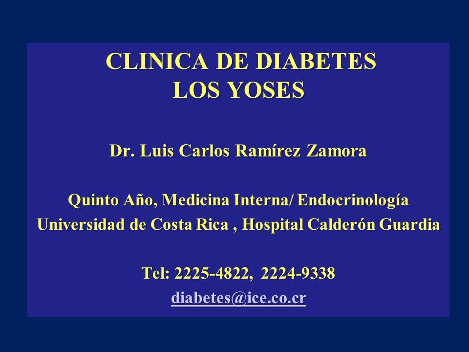 CLINICA DE DIABETES LOS YOSES
