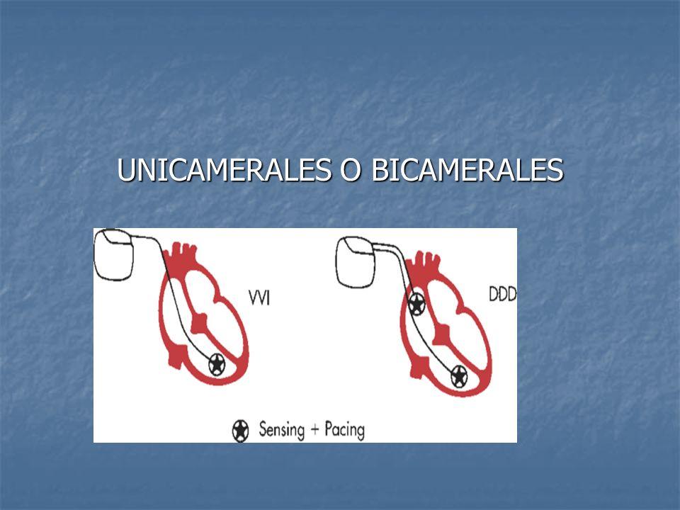 UNICAMERALES O BICAMERALES