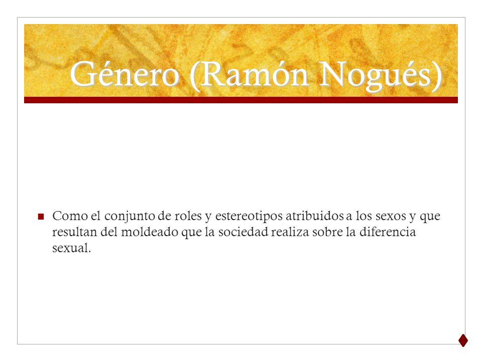Género (Ramón Nogués)
