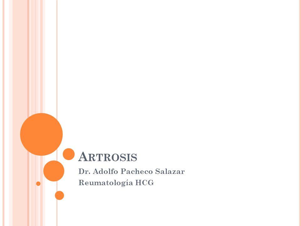Dr. Adolfo Pacheco Salazar Reumatología HCG