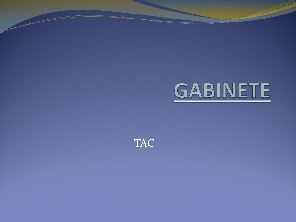 GABINETE TAC