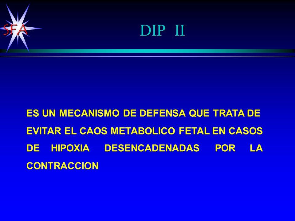 DIP II ES UN MECANISMO DE DEFENSA QUE TRATA DE