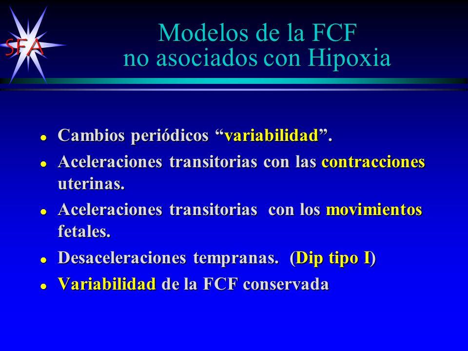Modelos de la FCF no asociados con Hipoxia