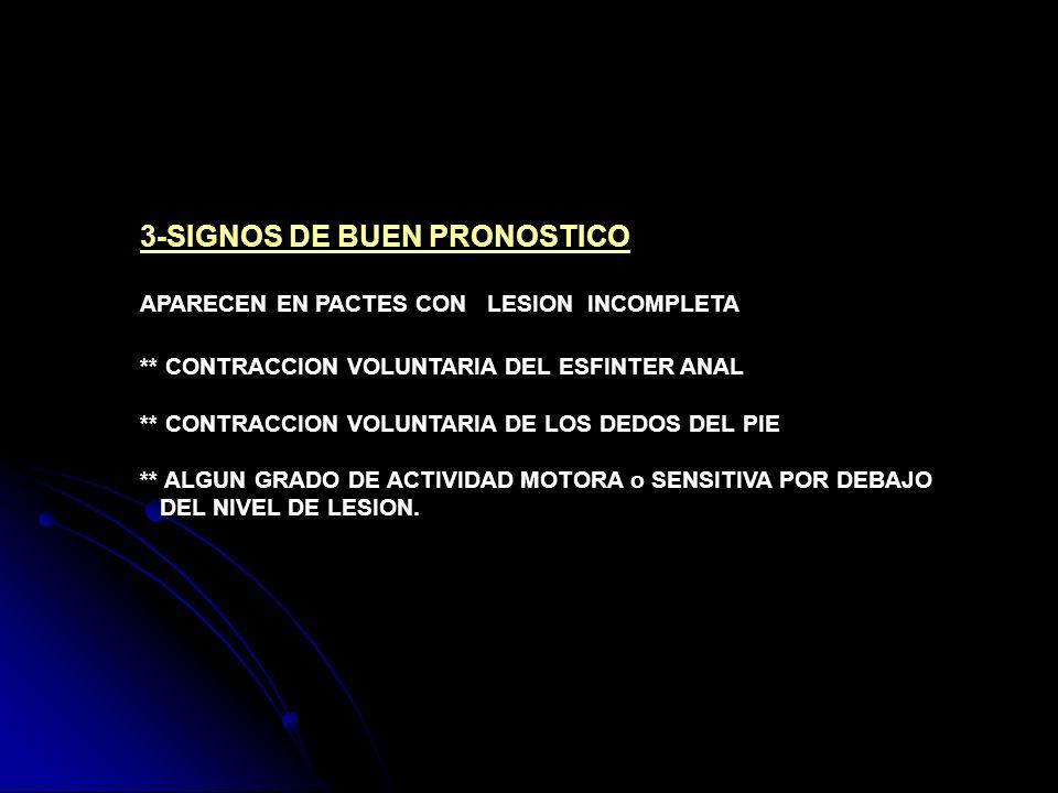3-SIGNOS DE BUEN PRONOSTICO