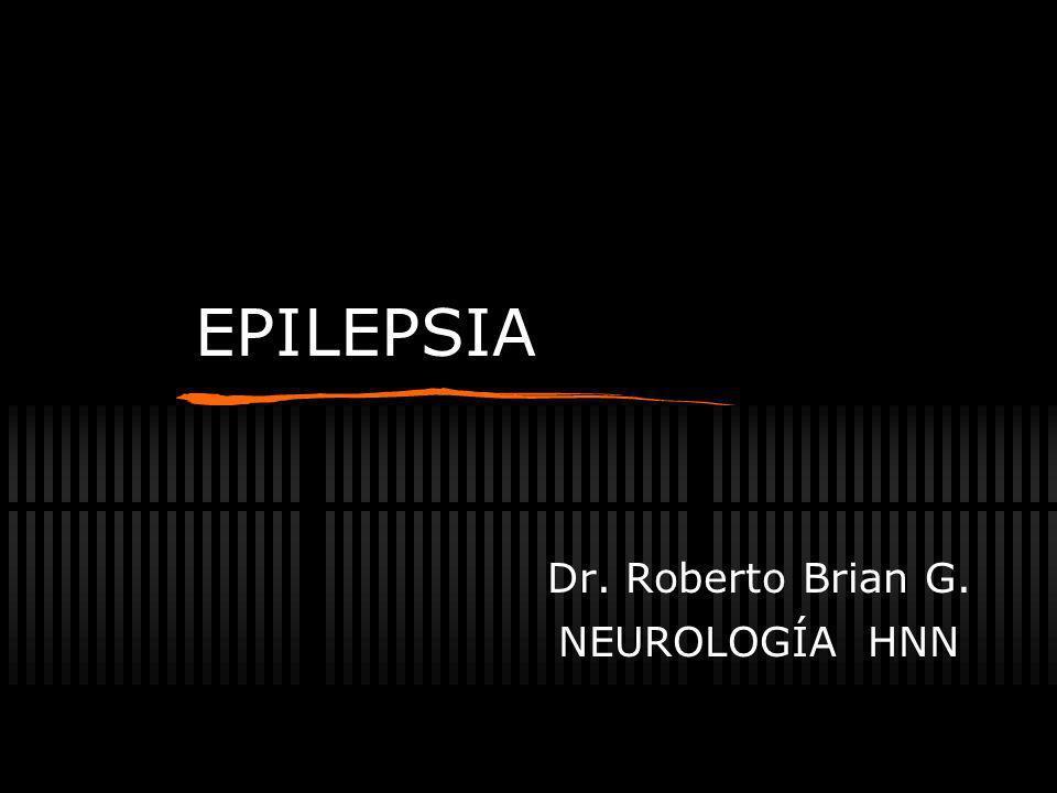 Dr. Roberto Brian G. NEUROLOGÍA HNN