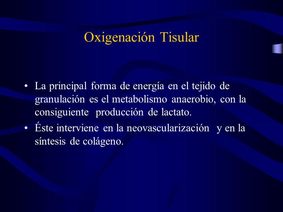 Oxigenación Tisular