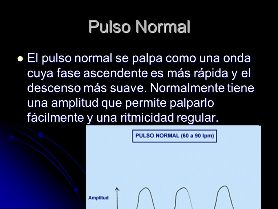 Pulso Normal