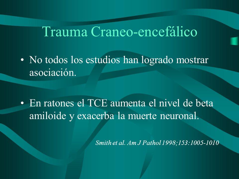 Trauma Craneo-encefálico