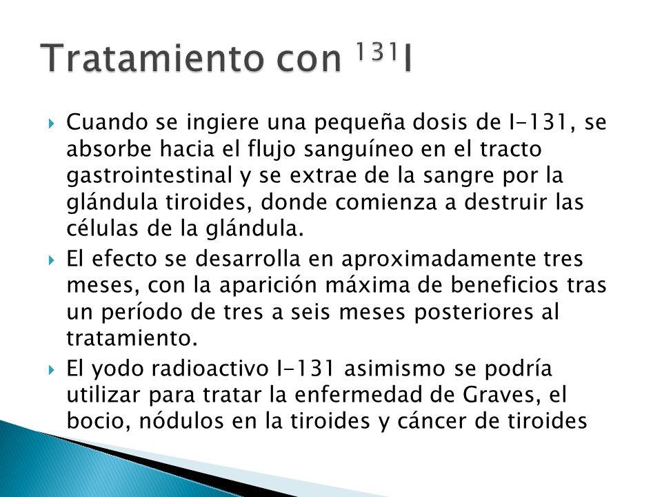 Tratamiento con 131I
