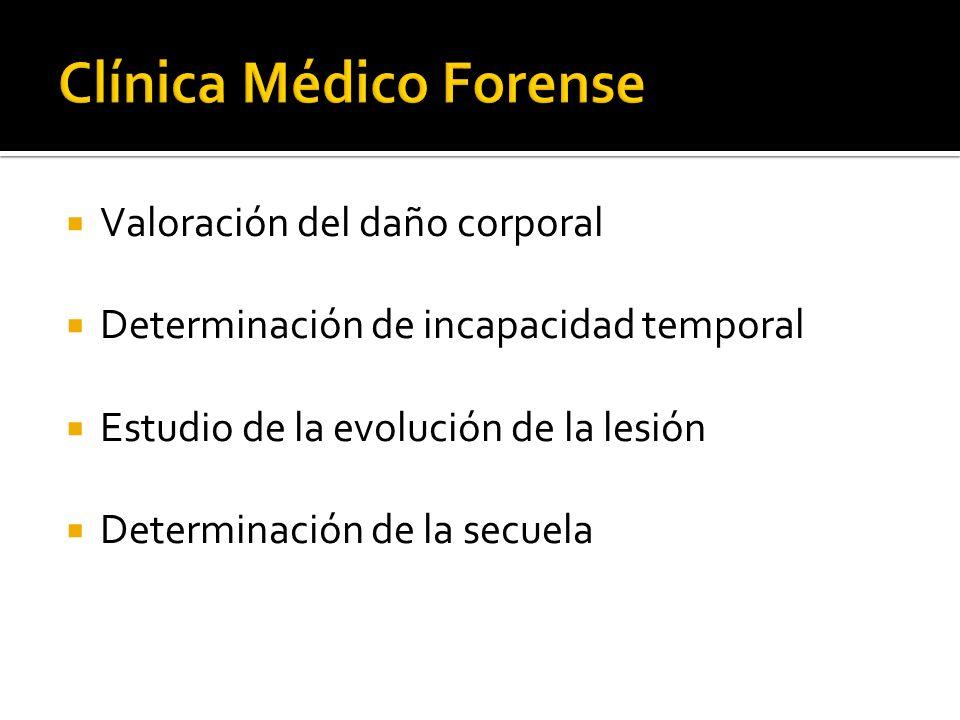 Clínica Médico Forense