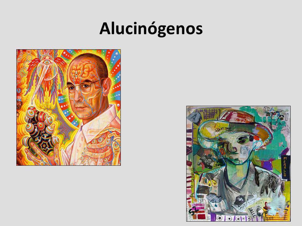 Alucinógenos