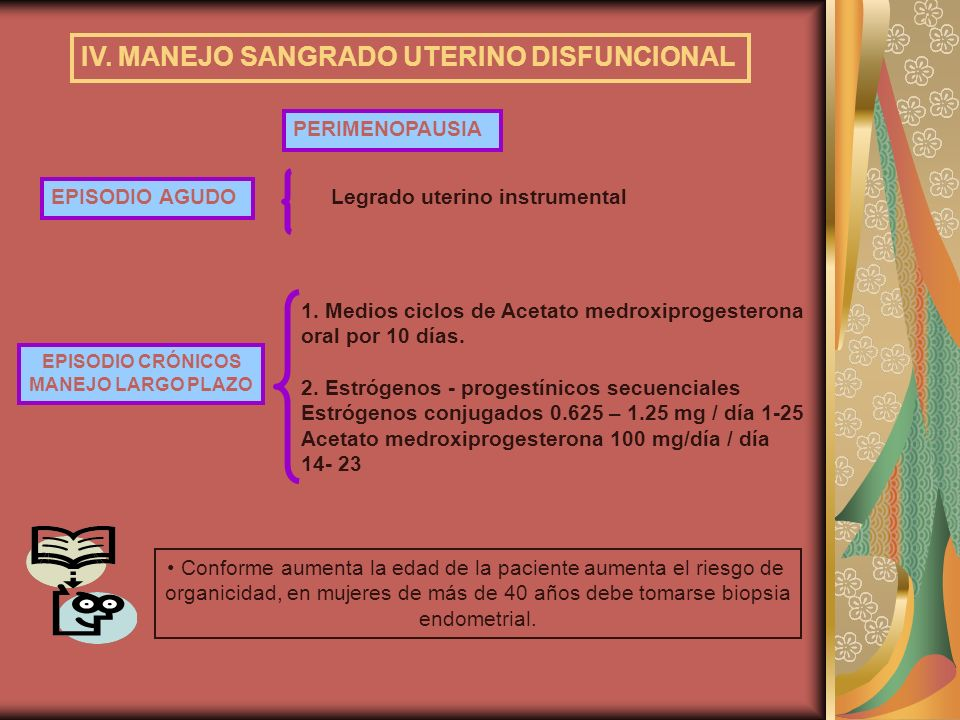 Legrado uterino instrumental