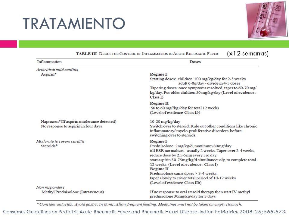 TRATAMIENTO (x12 semanas)
