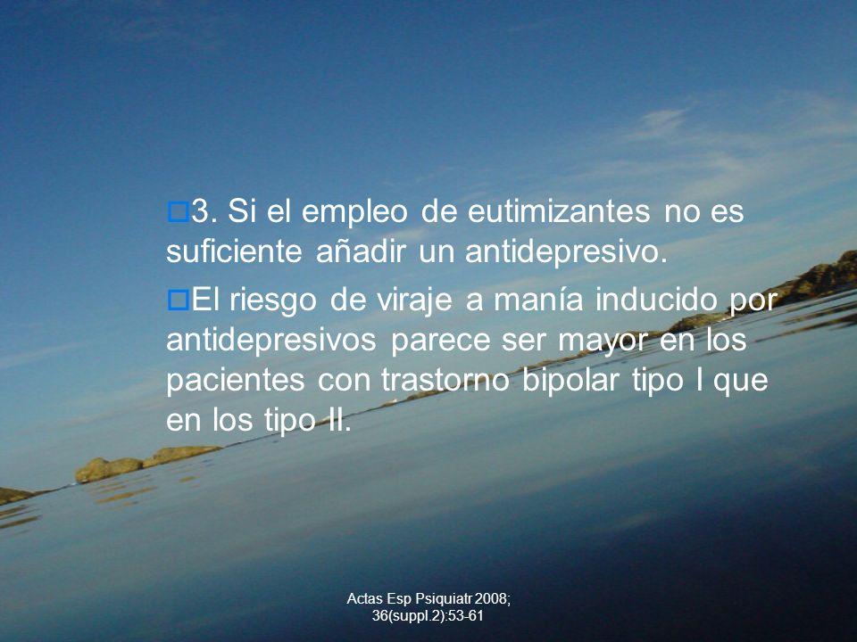 Actas Esp Psiquiatr 2008; 36(suppl.2):53-61