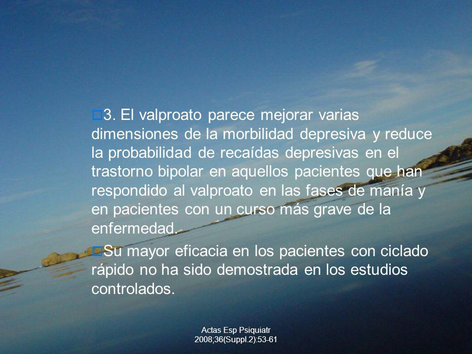 Actas Esp Psiquiatr 2008;36(Suppl.2):53-61